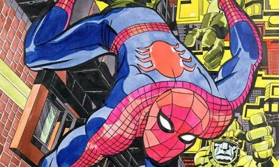 spider-man kirby