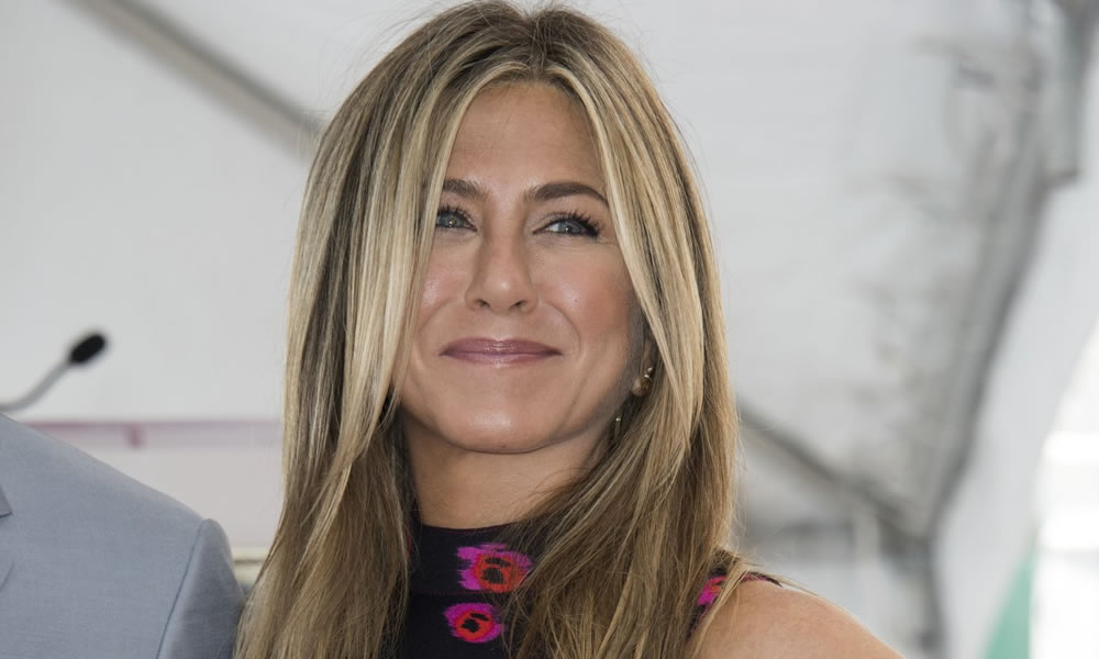 jennifer aniston su netflix con first ladies