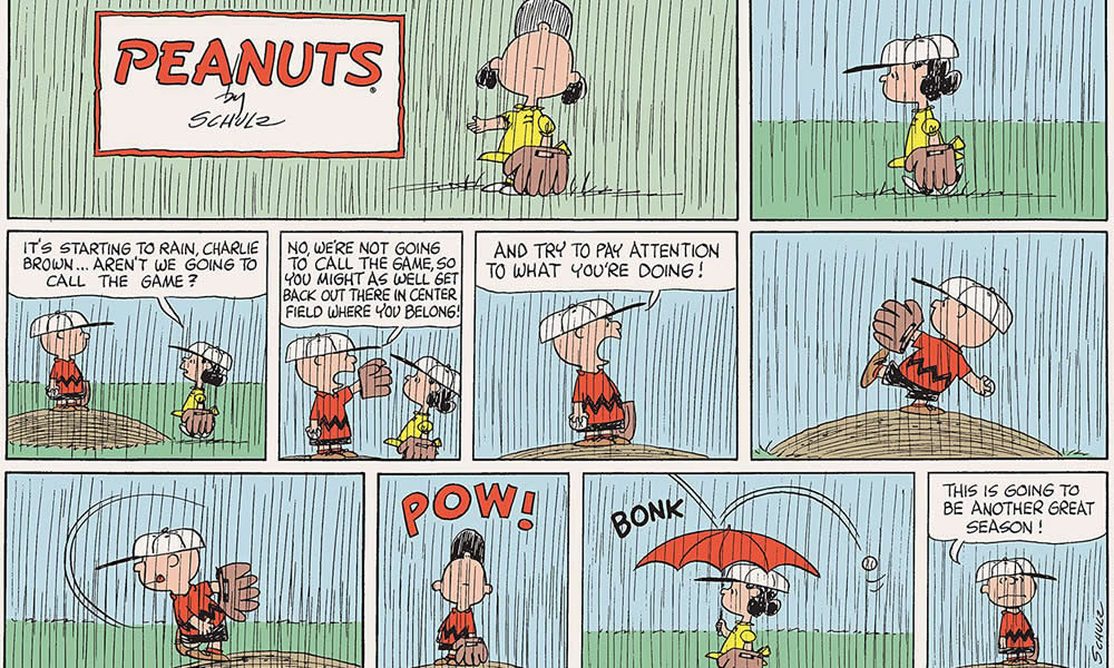 peanuts di schulz