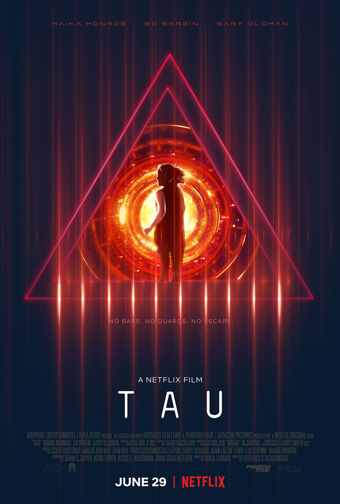tau netflix poster