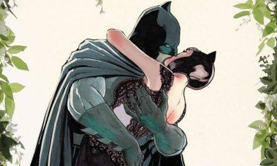 Il matrimonio tra Batman e Catwoman