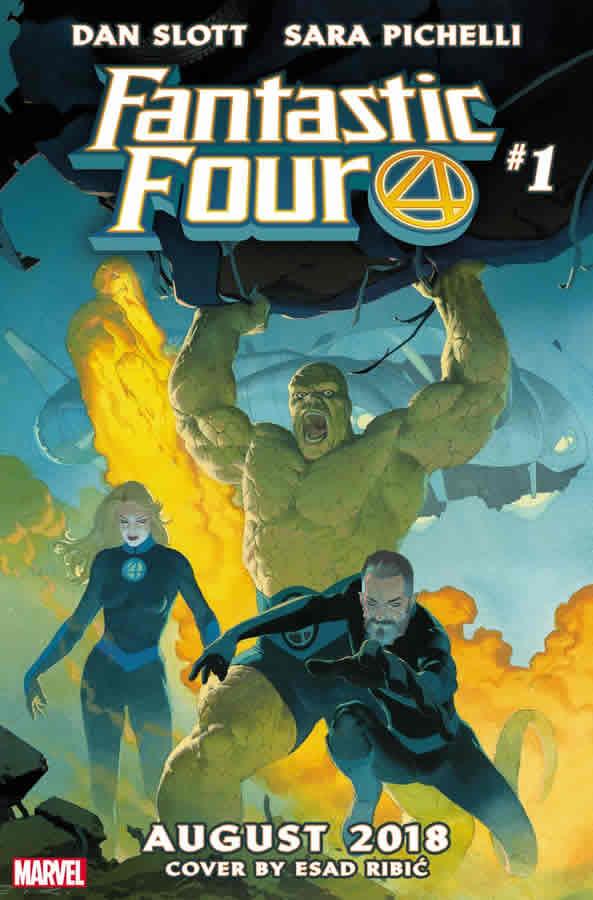 Fantastici Quattro 1