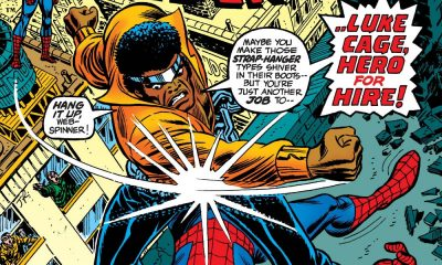 Luke Cage su Amazing Spider-Man