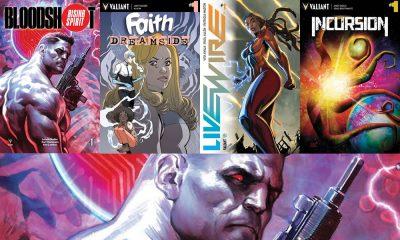 valiant comics serie a fumetti