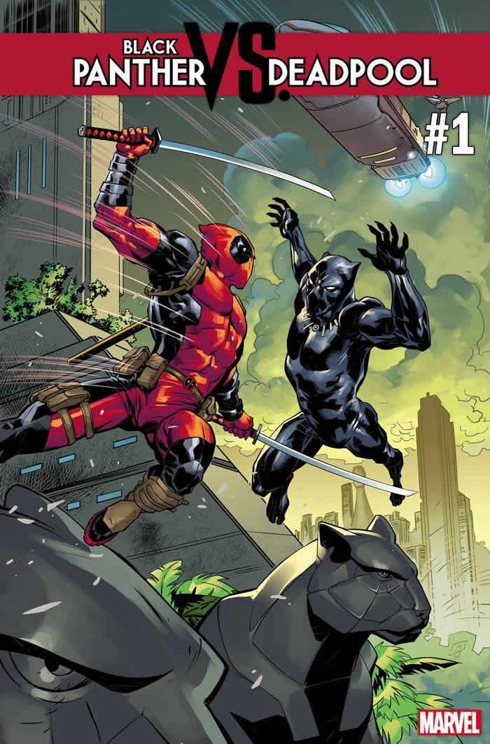 Black Panther e Deadpool
