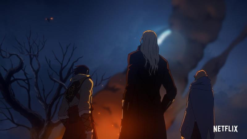 Castlevania - Anime Netflix