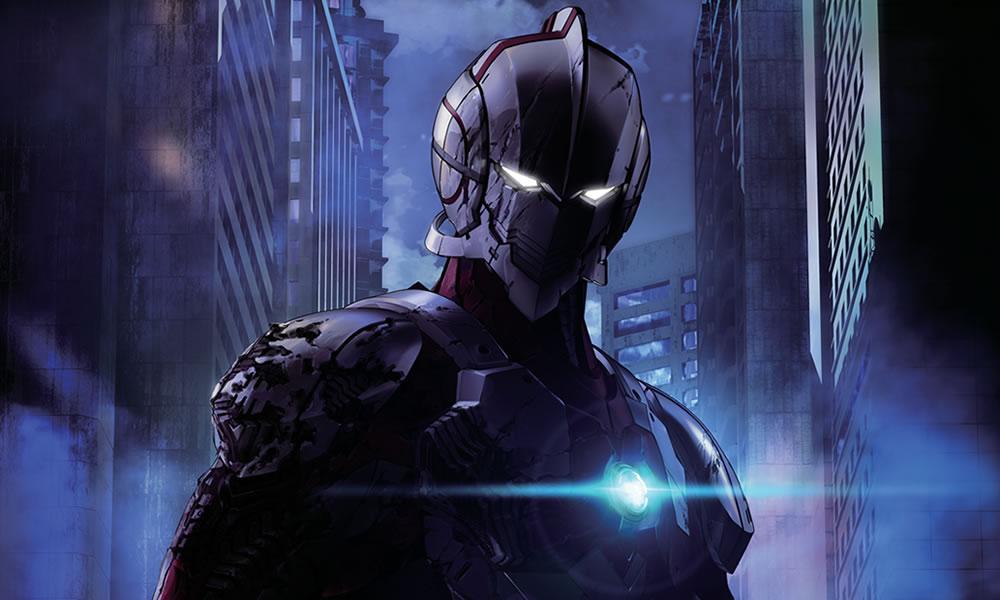 Ultraman - Anime Netflix