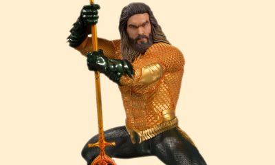 Aquaman - Statua