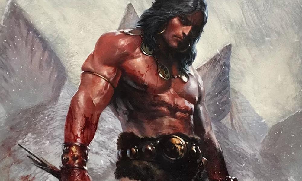 Conan di Gabriele Dell'Otto