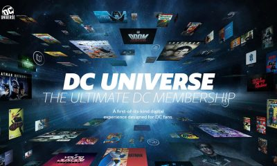 Dc Universe - streaming
