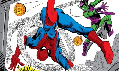 lee-ditko su amazing spider-man
