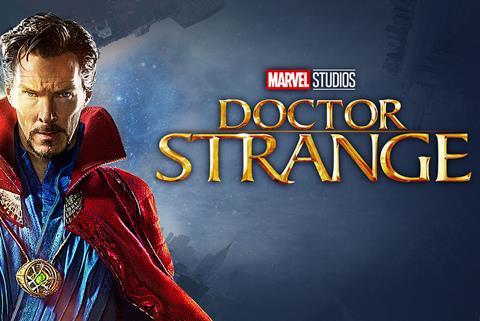doctor strange -film