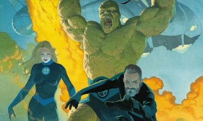 fantastic four 1 cover