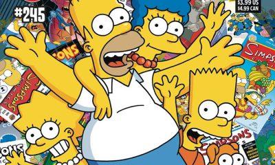 Simpson Fumetto