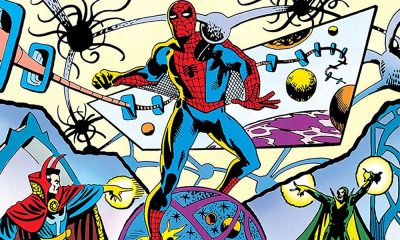 amazing spider-man - ditko