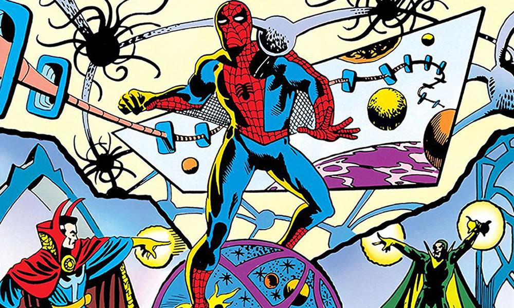 amazing spider-man - ditko