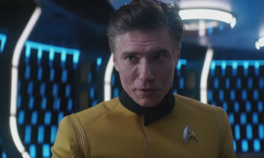 star trek -capitano pike