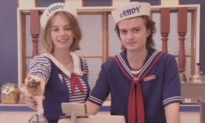 Stranger Things Robin e Steve