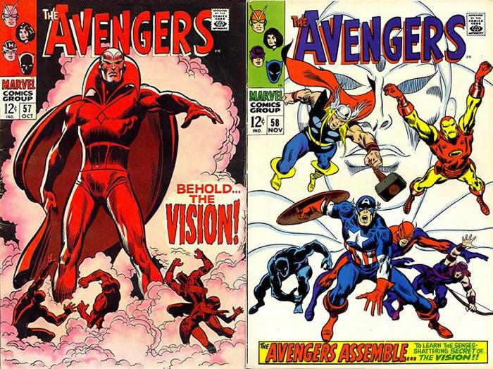 Avengers 57-58