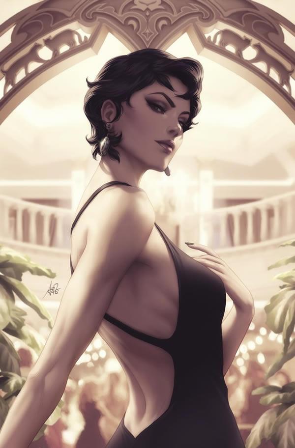 catwoman 3 variant - artgerm