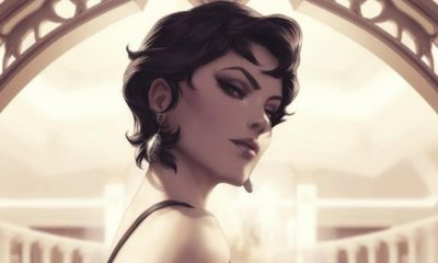 artgerm e la variant di catwoman 3