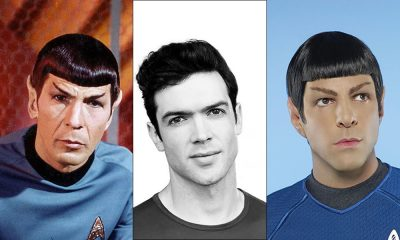 Spock Ethan Peck