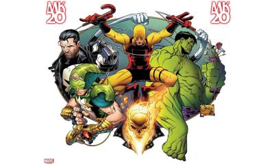 marvel knights miniserie