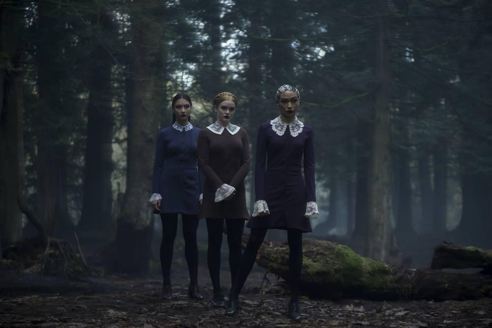 Terrificanti Avventure di Sabrina i protagonisti
