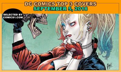 Dc Comics novità settembre
