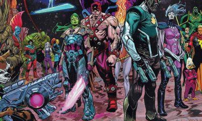 Guardians of the Galaxy rilanciati nel 2019