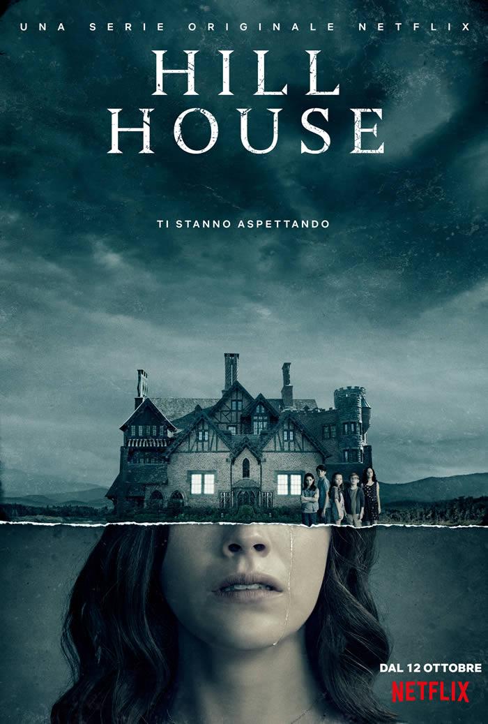 hill house - netflix