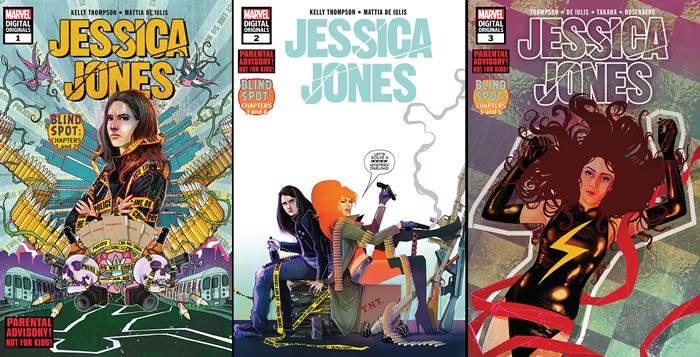 jessica jones comics