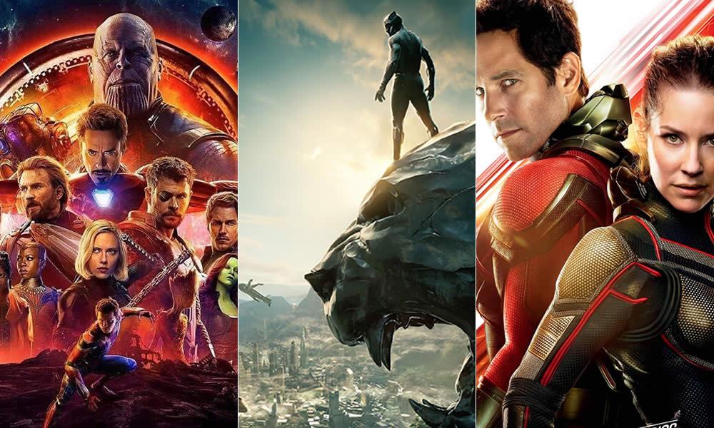 Marvel Studios 2018