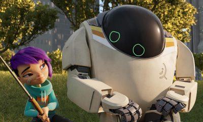 Next Gen - film d'animazione Netflix
