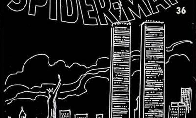 uomo ragno 11 settembre