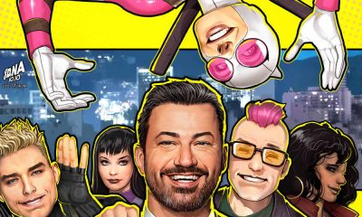 West Coast Avengers Jimmy Kimmel