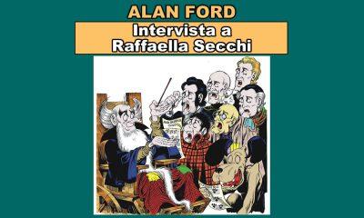 alan ford - intervista a raffaella secchi