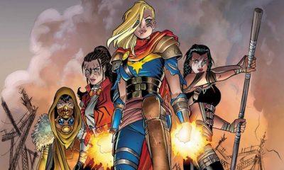 Captain Marvel fumetto