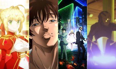 Anime Netflix novità