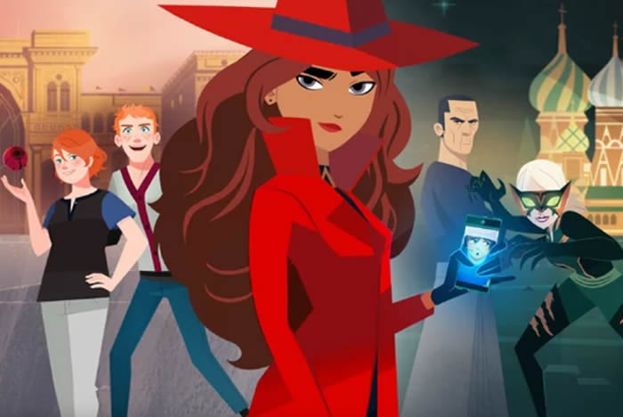 Carmen Sandiego - Netflix