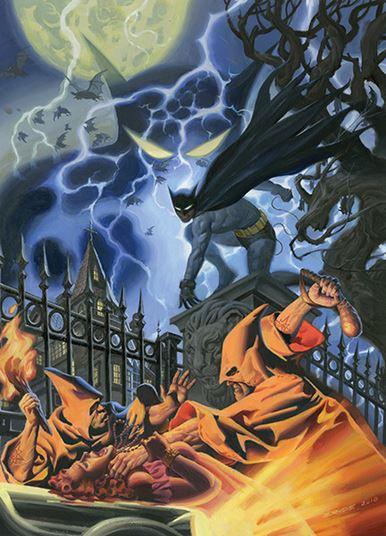 Detective Comics 1000 - Variant anni '30