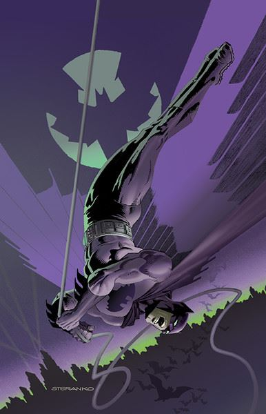 Detective Comics 1000 - Variant anni 1960
