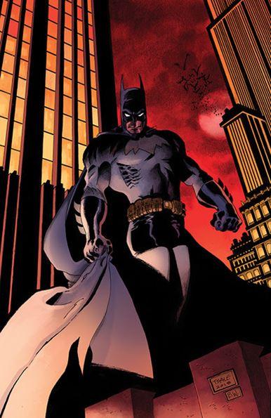 Detective Comics 1000 - Variant anni 1990