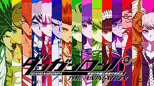 Danganronpa The Animatio