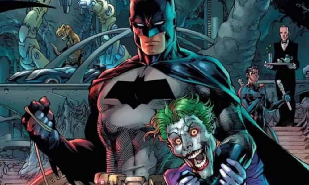 Detective Comics 1000 - Dettaglio della Cover