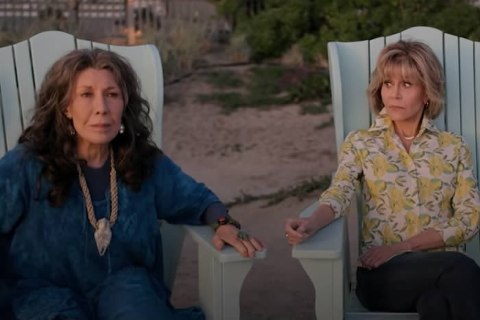 grace and frankie - stagione 5