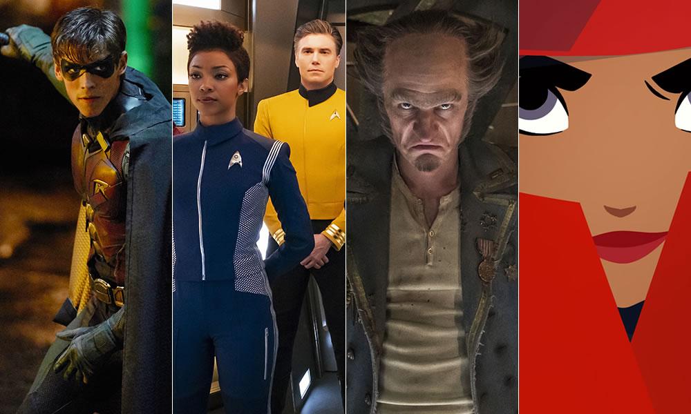 Netflix novità gennaio 2019
