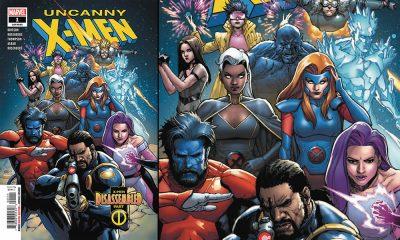 Vendite comics USA novembre 2018