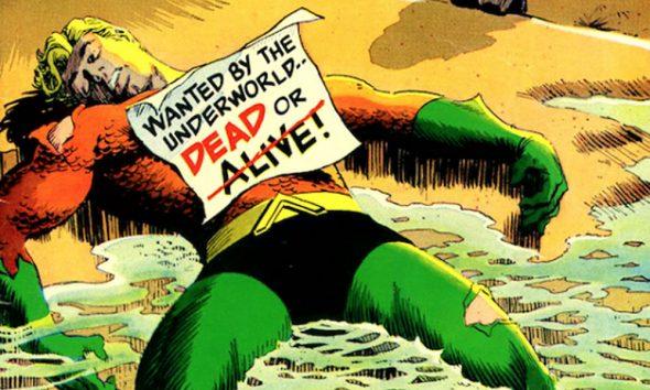 Aquaman Fumetti