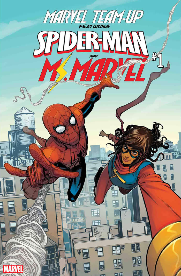 Marvel Team Up 1